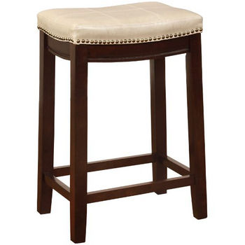 Jute Counter Stool Product View
