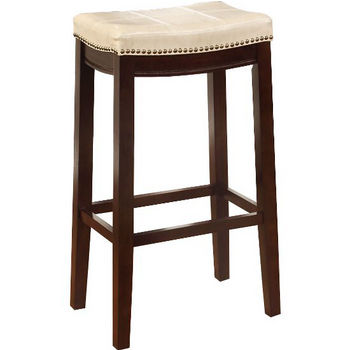 Jute Bar Stool Product View