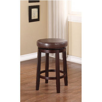 Brown Finish Counter Stool