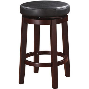 Black Counter Stool Product View
