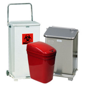 Medical Trash Cans