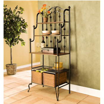 Metal Baker's Racks