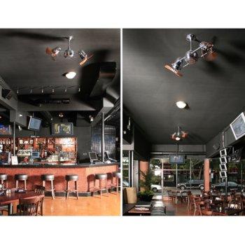 Duplo-Dinamico Ceiling Fan Illustration 4