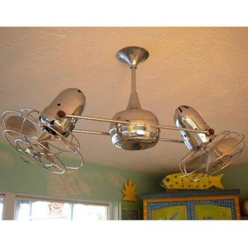Duplo-Dinamico Ceiling Fan Illustration 6