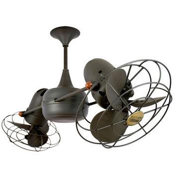 Matthews Fan Duplo-Dinamico Rotational Ceiling Fans