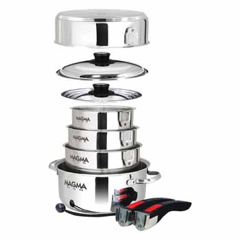 Nested Cookware Set
