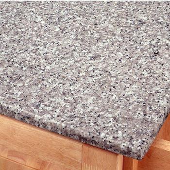 Grey Granite Top Detail