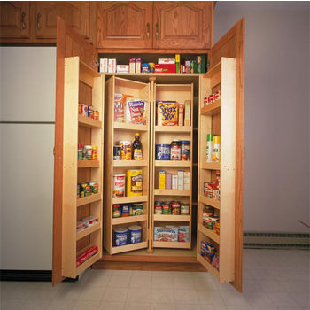 Chef S Double Pantry System By Omega National