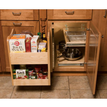 KitchenMate Blind Corner Caddy