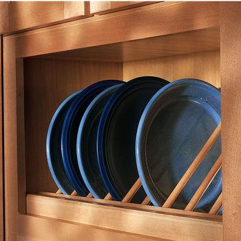 Omega National Plate Display Racks