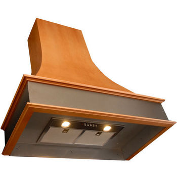 Artisan Wall Mounted Range Hood - by Omega National