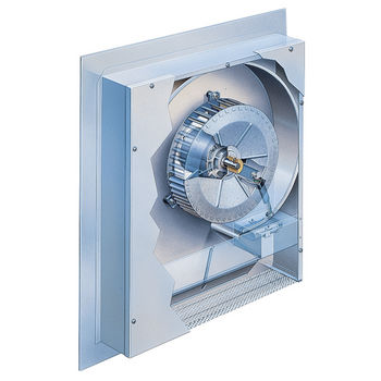 Omega National Broan 1500 CFM Exterior Mount , Metal