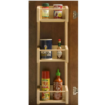 Spice Racks From Rev A Shelf Transparent Inserts Hafele