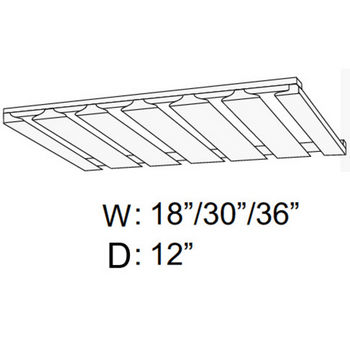 Stemware Rack