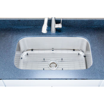 Sink Set Installed View
