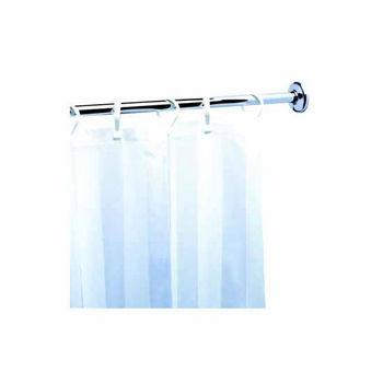 Nameeks Brass Shower Curtain Rail