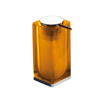 Nameeks Square Resin Soap Dispenser,