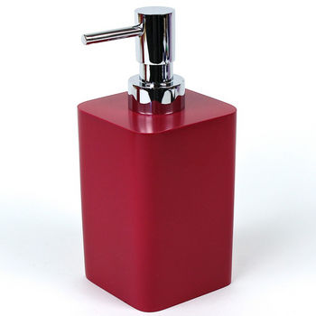 Nameeks Square Resin Soap Dispenser