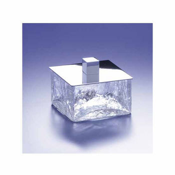 Nameeks Windisch Crackled Glass Bath Jar