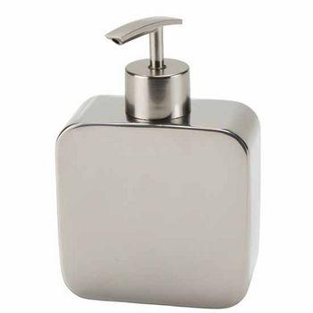 Nameeks Gedy Polaris Collection Soap Dispenser, Chrome