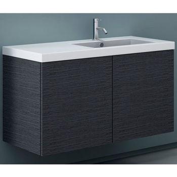 SpaceSaving WallMounted Bathroom Vanities KitchenSourcecom