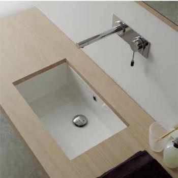 Undermount Bathroom Sinks From Blanco Whitehaus CorStone More - Under counter bathroom sinks