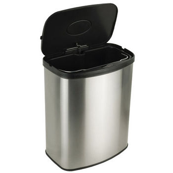 2.1 Gallon Stainless Steel Infrared Trash Can