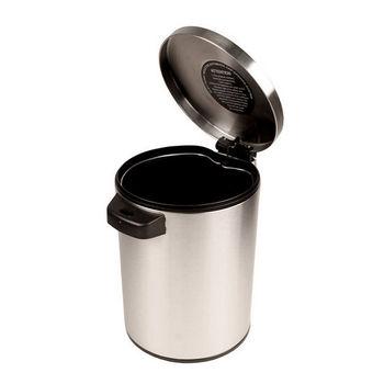 1.3 Gallon Motion Sensor Trash Can Stainless Steel