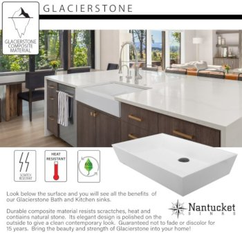Glacierstone Benefits Info