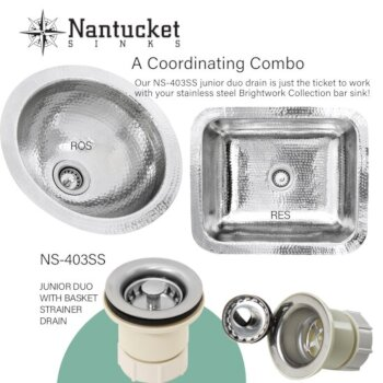 Stainless Steel Coordinating Combo Info