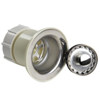 Stainless Steel Basket Strainer View