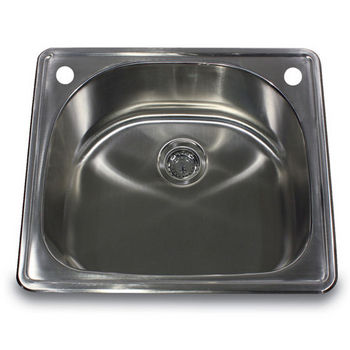 drop-in kitchen sinks - buy drop-in sinks in stainless steel fire