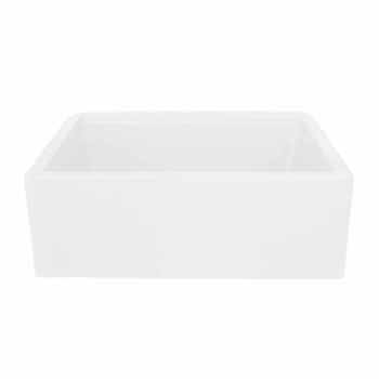 """30"""" Wide White Product View 3"""
