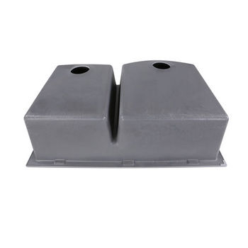 Titanium Bottom View