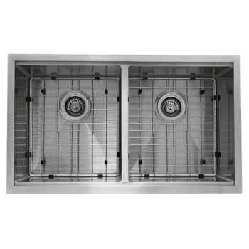 DE-Double Sink with Included Grid