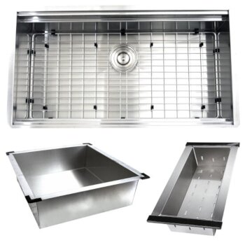 Stainless Steel Included Items