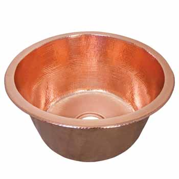 Polished Copper - Display View