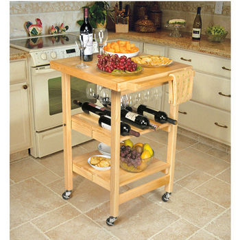 oasis island kitchen cart oasis folding kitchen islands amp carts kitchensource 21012