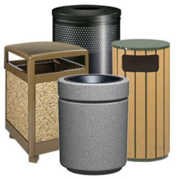 Trash Cans Free Standing Amp Built In Under Cabinet Amp Pull