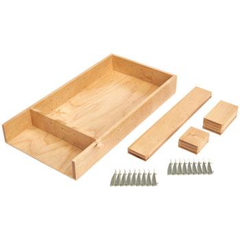 Wood Cutlery Insert