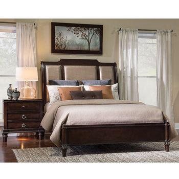 New Haven Queen Bed