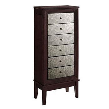 BuiltIn Jewelry Cabinets Inserts KitchenSourcecom
