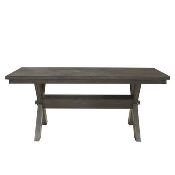 Turino Rectangle Dining Table (ships in 2 cartons)
