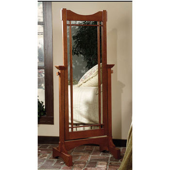 Powell - Mission Cheval Mirror