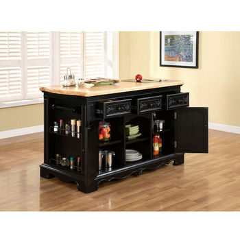 Powell Collection Kitchen Islands & Carts