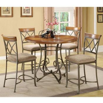Hamilton Gathering Table & Stools