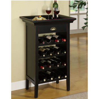 Powell Collection Wine Racks