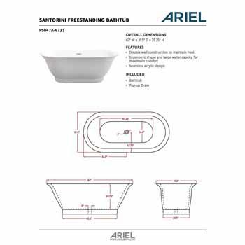 Ariel Details View