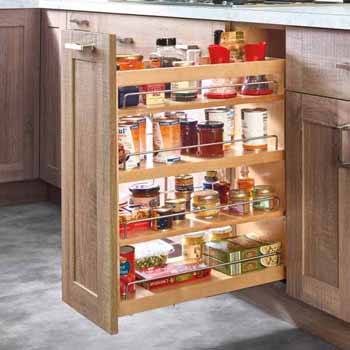 Base Cabinet Pull-Out