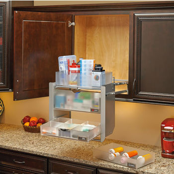 Rev-A-Shelf Universal Cabinet Pull Down Shelf System